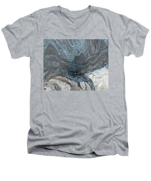 Carried Along Men's V-Neck T-Shirt
