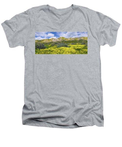 Carrizo Spring Men's V-Neck T-Shirt