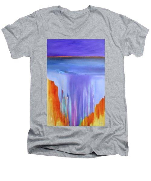 Casade Men's V-Neck T-Shirt