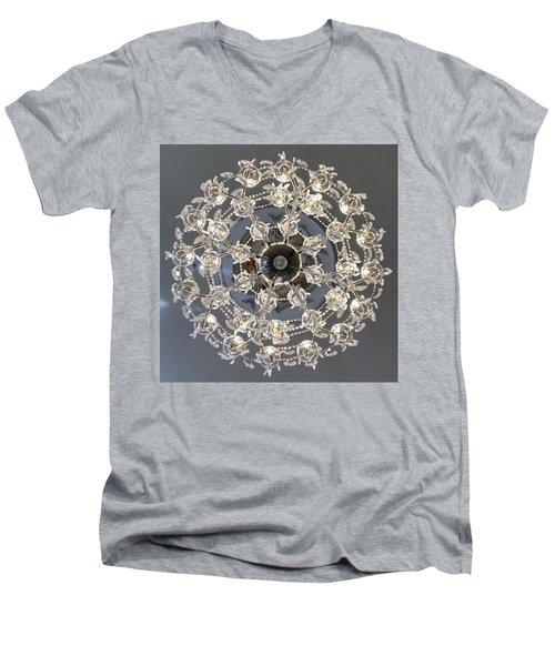Castle Guest 02 Men's V-Neck T-Shirt