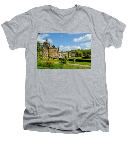 Castle Howard Men's V-Neck T-Shirt