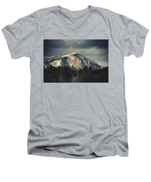 Cathedral Rock Men's V-Neck T-Shirt