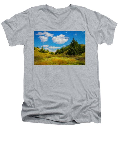 Cedar Gulch Men's V-Neck T-Shirt