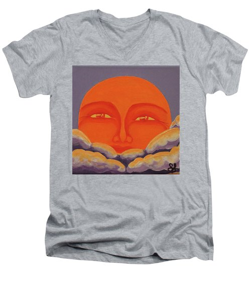 Celestial 2016 #4 Men's V-Neck T-Shirt