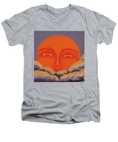 Celestial 2016 #4 Men's V-Neck T-Shirt