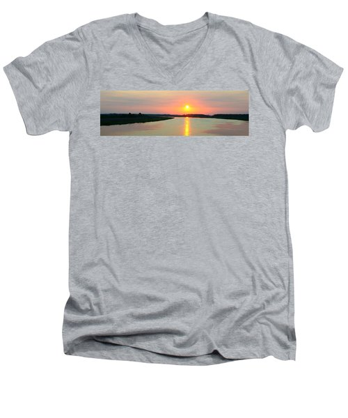 Chance Vision Men's V-Neck T-Shirt