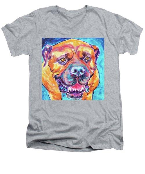 Changa Men's V-Neck T-Shirt