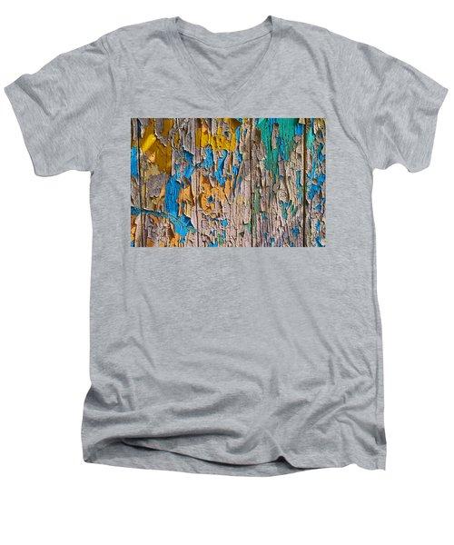 Changes Men's V-Neck T-Shirt