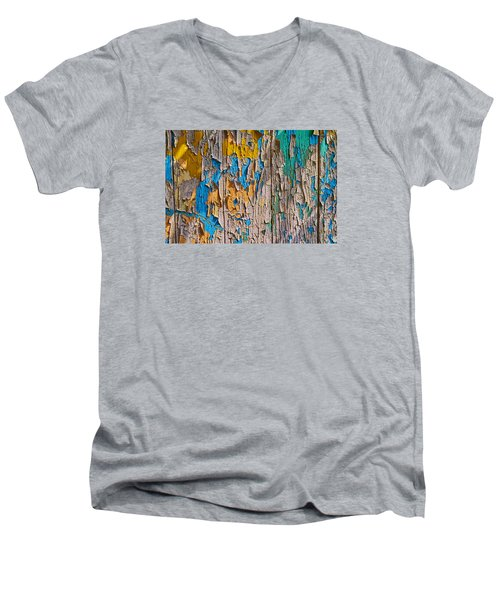 Changes Men's V-Neck T-Shirt