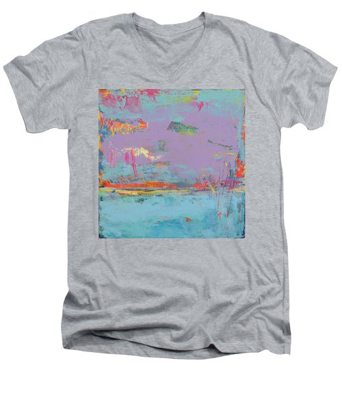 Chant D'oiseaux 1 Men's V-Neck T-Shirt