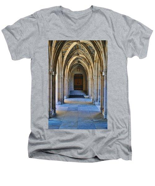 Chapel Arches Men's V-Neck T-Shirt