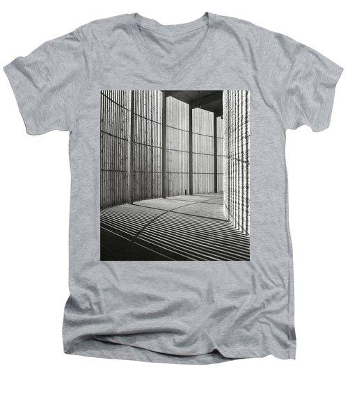 Chapel Of Reconciliation  Men's V-Neck T-Shirt