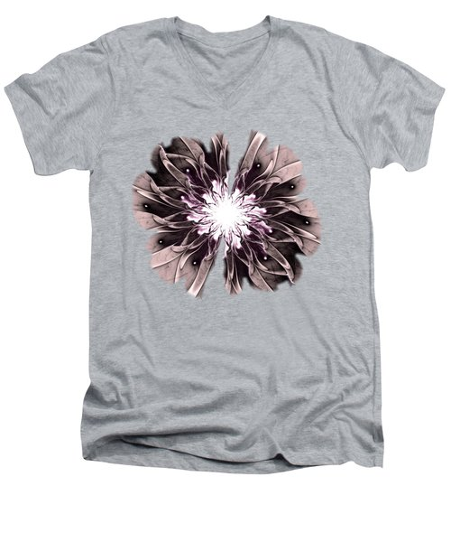 Charismatic Men's V-Neck T-Shirt