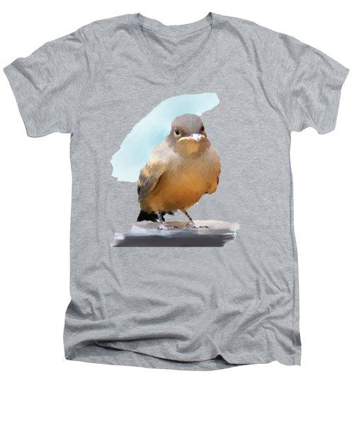 Cheer Up Men's V-Neck T-Shirt