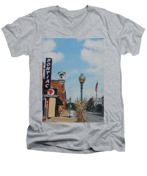 Chelsea Men's V-Neck T-Shirt