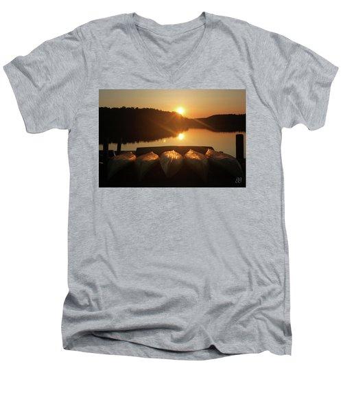Cherish Your Visions Men's V-Neck T-Shirt