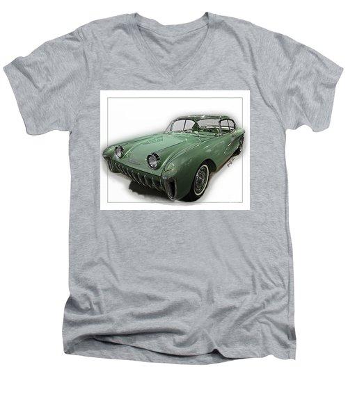 Chevorlet Concept Men's V-Neck T-Shirt