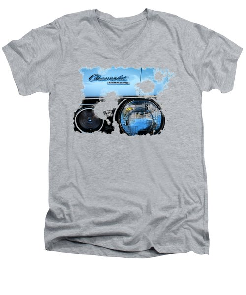 Chevrolet Camaro Men's V-Neck T-Shirt