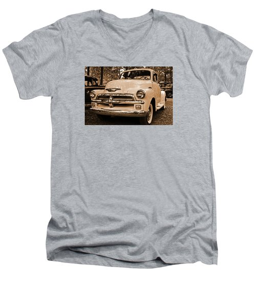 Chevy Truck Men's V-Neck T-Shirt