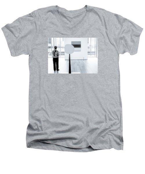 Chicago Mca 2014 Men's V-Neck T-Shirt