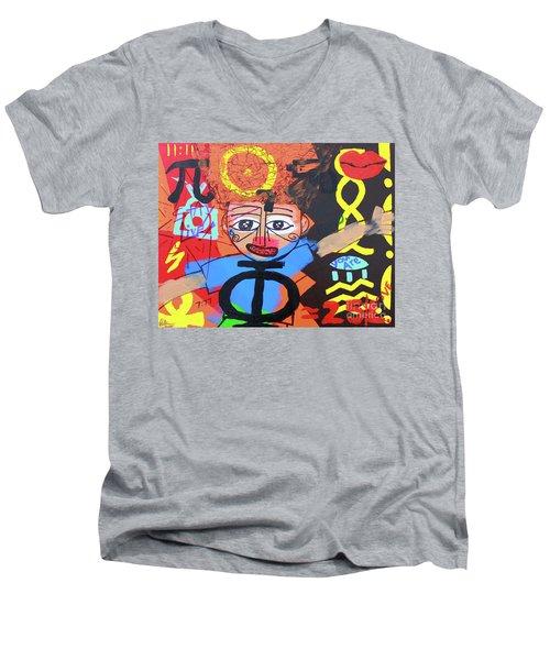 Children Of Ascension Men's V-Neck T-Shirt