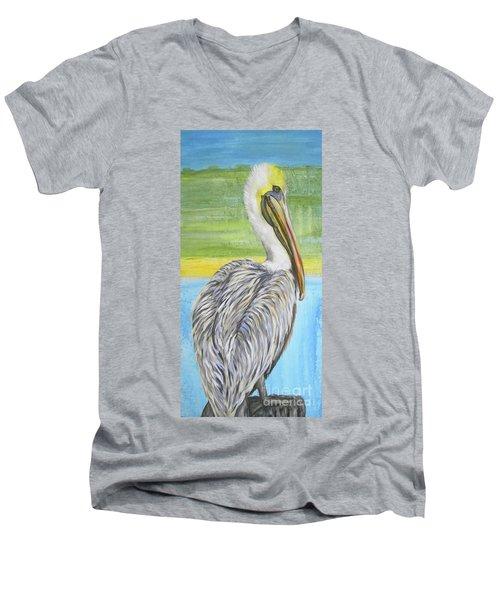 Chillin Men's V-Neck T-Shirt