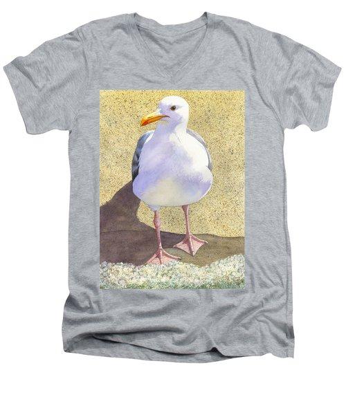 Chilly Men's V-Neck T-Shirt
