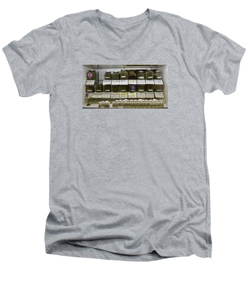 Choices Men's V-Neck T-Shirt