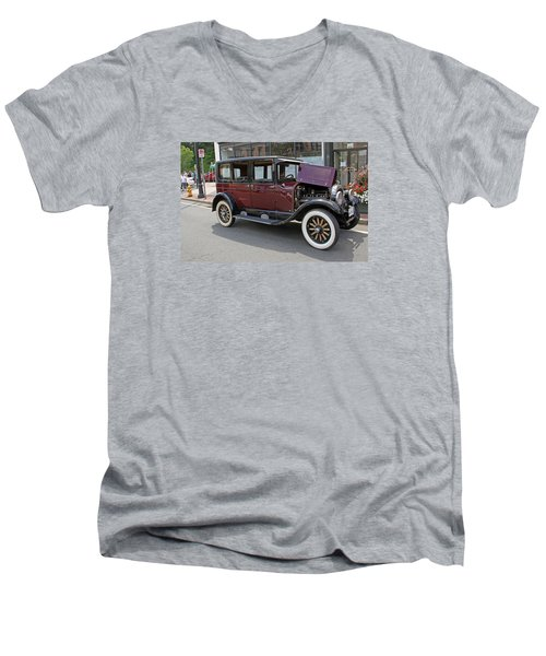 Chrysler 1926 Men's V-Neck T-Shirt