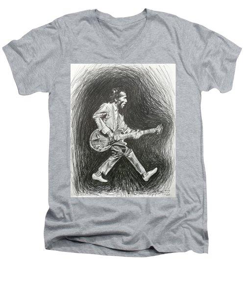 Chuck Berry Men's V-Neck T-Shirt