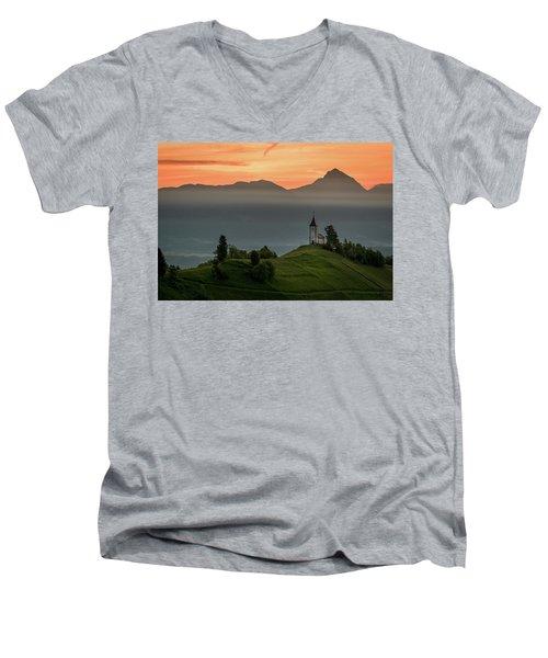 Church Jamnik Men's V-Neck T-Shirt