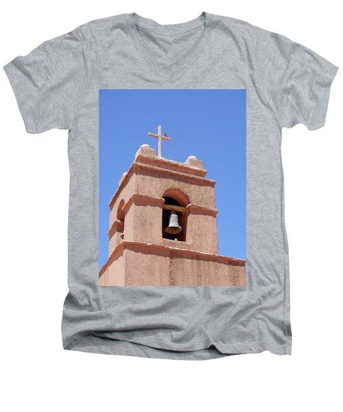 Church Of Socaire Men's V-Neck T-Shirt