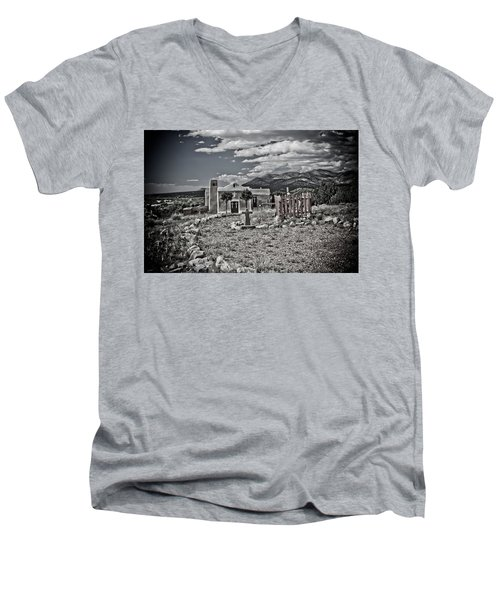 Church On The Hill Men's V-Neck T-Shirt