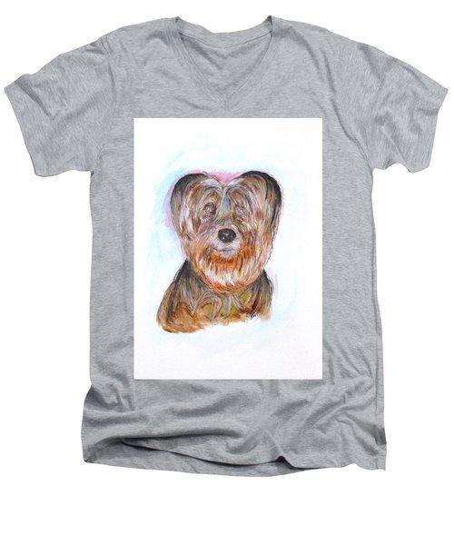 Ciao I'm Viki Men's V-Neck T-Shirt