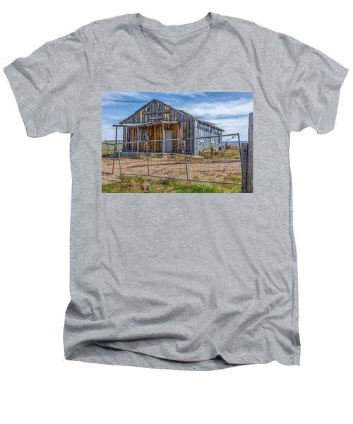 Cisco Landing Store Men's V-Neck T-Shirt