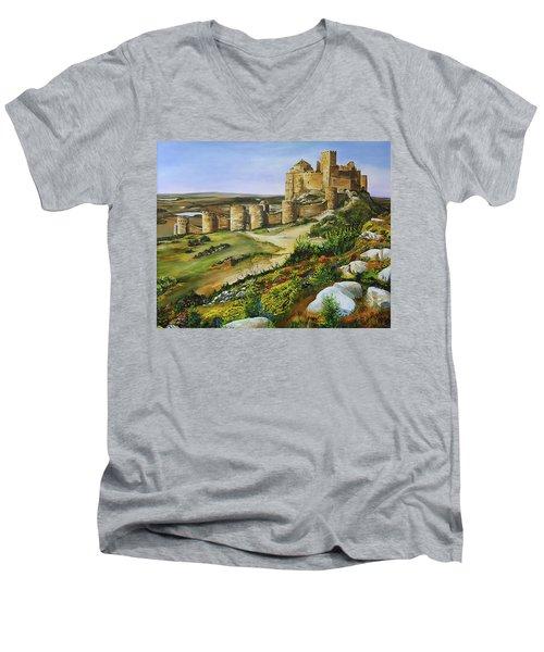 Citadel Men's V-Neck T-Shirt