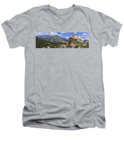 Citadelle De Corte Men's V-Neck T-Shirt