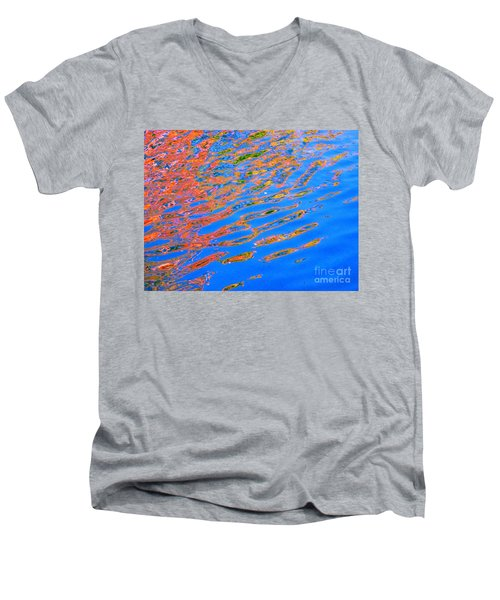 Claim Men's V-Neck T-Shirt
