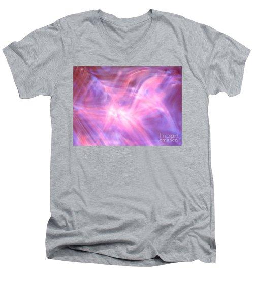 Clarification Men's V-Neck T-Shirt