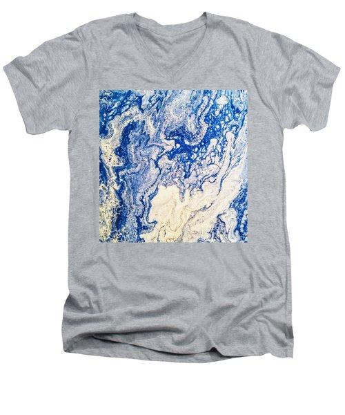 Classic Men's V-Neck T-Shirt