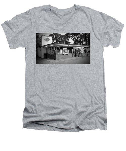 Classic Dairy Queen Men's V-Neck T-Shirt