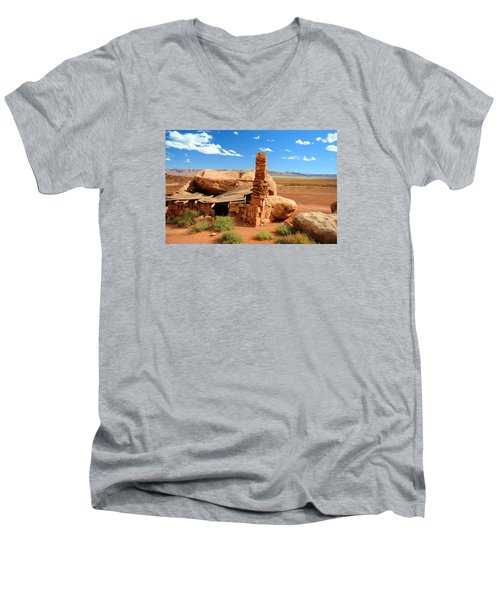 Cliff Dwellers Men's V-Neck T-Shirt
