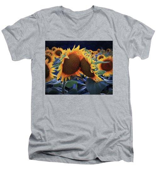 Closest Of Friends Men's V-Neck T-Shirt