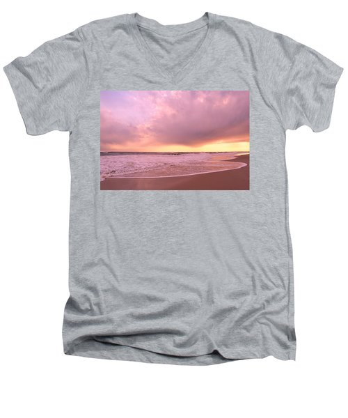 Cloud And Water Men's V-Neck T-Shirt