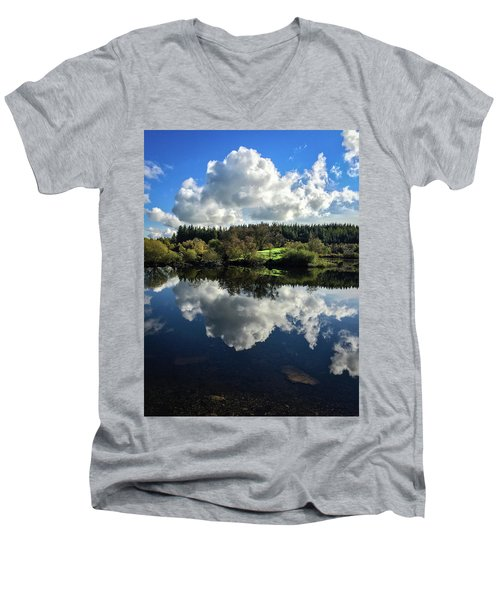 Clouded Visions Men's V-Neck T-Shirt