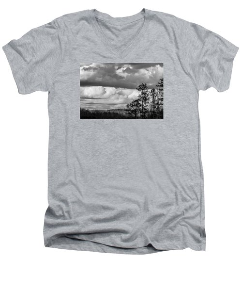 Clouds 2 Men's V-Neck T-Shirt