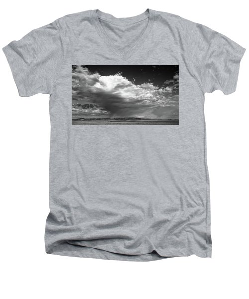 Clouds Along Indian Route 13 Men's V-Neck T-Shirt