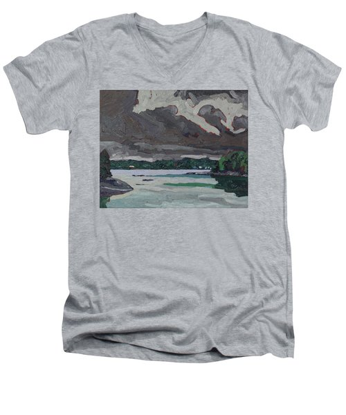 Clouds And Drizzle Men's V-Neck T-Shirt
