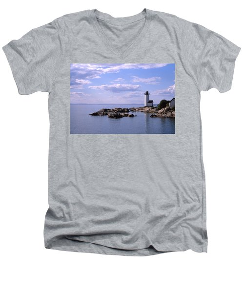 Cnrf0901 Men's V-Neck T-Shirt