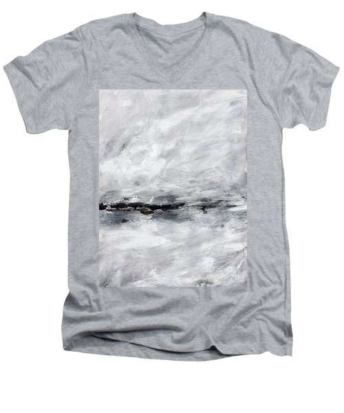 Coast #13 Men's V-Neck T-Shirt